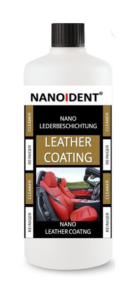 NANOIDENT® LEATHER COATING