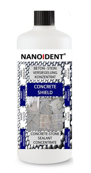 NANOIDENT® Concrete-Stone Shield K